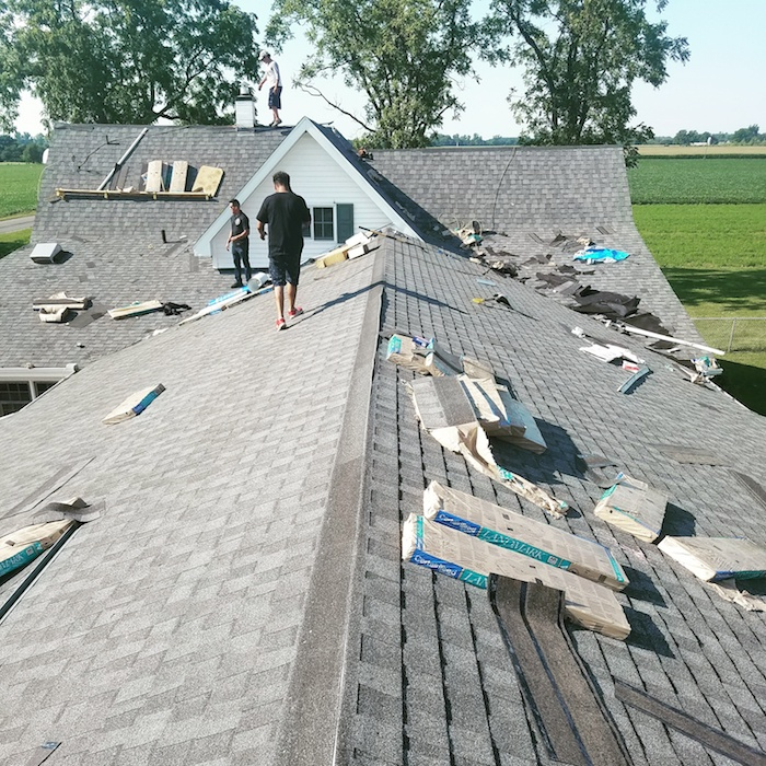 We Perform All The Service Needed When It Comes To Shingle Roof  Installation. Our Crews Will Take Out The Bad And Bring In The New.