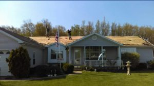 Shingle Roof Installation - South Bend