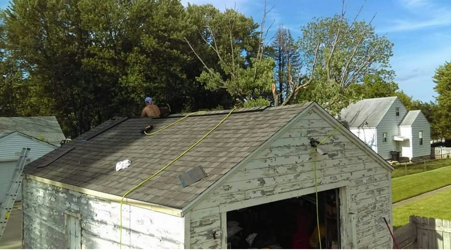 Sometimes You Just Need Roofing Repairs, Not A Complete Job. We Are More  Than Happy To Help With Residential And Commercial Roofing Repairs In South  Bend ...