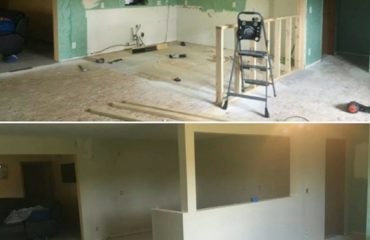 Drywall Work
